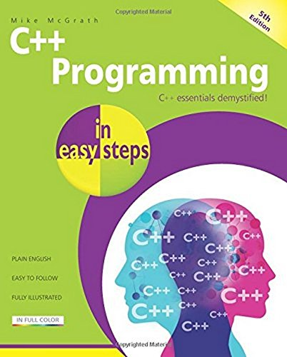 C++ Programming in Easy Steps por Mike McGrath
