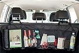 Voiture 5Poche Siège arrière ou Coffre de voiture Organiseur–Convient pour iPad, tablettes, jouets, bouteilles d'eau, jus cartons, outils, DE Vêtements, etc.–Organiseur de coffre de rangement