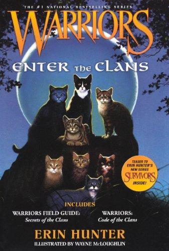 Warriors Enter the Clans: Warriors Field Guide/ Secrets of the Clans and Warriors: Code of the Clans por Erin L. Hunter