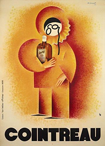 cointreau-francia-1930-vinos-y-licores-reproduccin-sobre-calidad-200gsm-de-espesor-en-cartel-a3-tarj