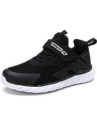 d859aafe21d62a XIAO LONG Turnschuhe Kinder Sneaker Jungen Sportschuhe Mädchen Hallenschuhe  Outdoor Laufschuhe Für…