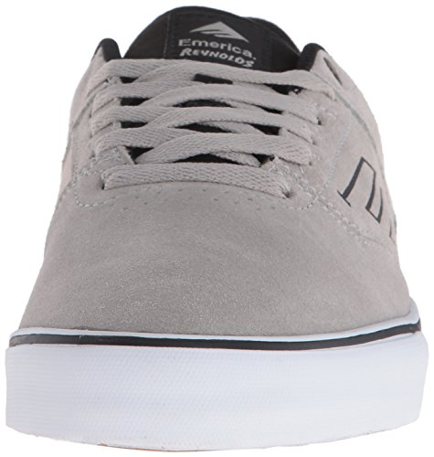 Emerica The Reynolds Low Vulc Herren Skateboardschuhe Marrone / Bianco