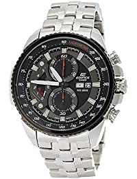 Casio Edifice EF-558D-1AV Chronograph Black Dial Imported Watch