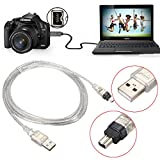 1.5m/5ft USB 2.0Male to 4broches IEEE 1394cable firewire Lead Adaptateur Convertisseur