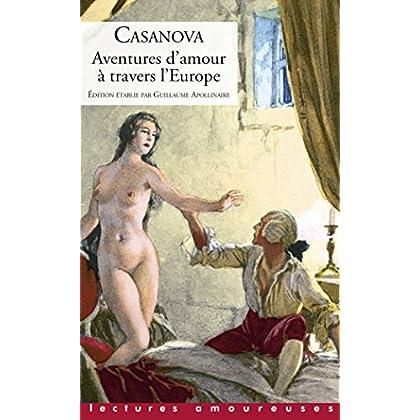 Aventures d'amour à travers l'Europe (Lectures amoureuses t. 198)