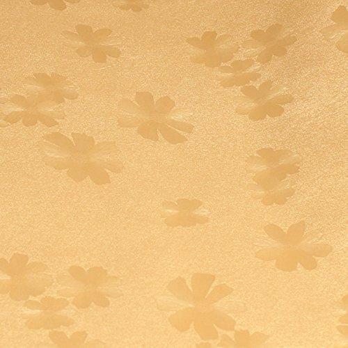 Zhzhco Selbstklebende Pvc-Tapeten 0,6M*10M Wilden Garten Kleine Blumen Verdickte Tief Geprägte Kunststoff Farbe Tapete Tapete