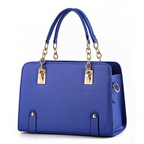 koson-man-mujer-piel-sintetica-vintage-belleza-moda-tote-bolsas-asa-superior-bolso-de-mano-azul-mari