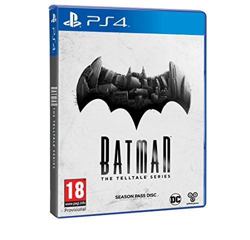 Image of Batman: The Telltale Series (PS4)
