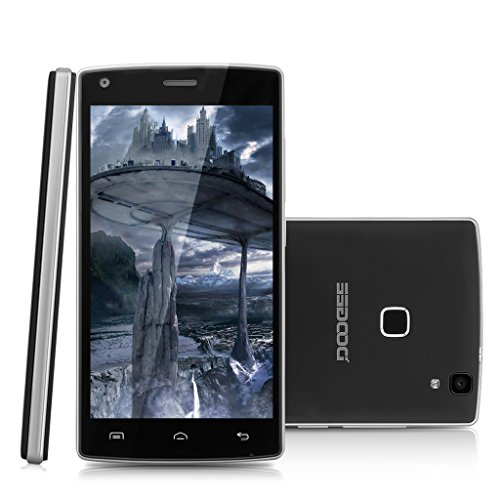 Doogee X5 Max Pro - 4G Smartphone Libre Android 6.0 (Negro)