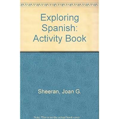 Read Exploring Spanish: Activity Book PDF - LindseyEthelbert