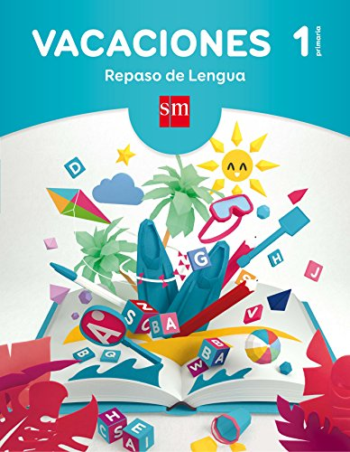Cuaderno ortografía vacaciones 1