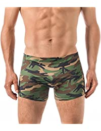 XUBA - Boxer - Homme multicolore camouflage