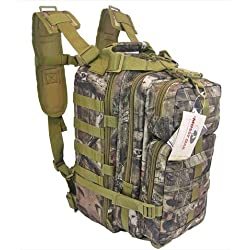 Explorer Bolsas B3 Tactical Assault Pack, Unisex, B3 Tactical, Mossy Oak
