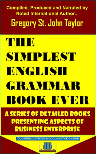 the-simplest-english-grammar-book-ever-english-edition