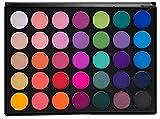 Morphe 35B-Lidschattenpalette mit 35schicken Farben.