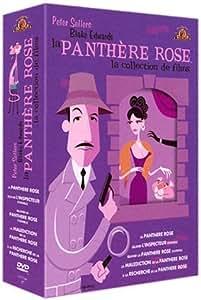La Panthère Rose - Coffret Digipack Collector 6 DVD