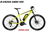 ATALA BICI B-Cross AM80 500 Gamma 2020 (18' - 46 CM)