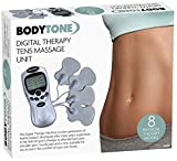 Vivo © Tens Machine Digital Therapy Full Body Massager 8 Pain Relief Acupuncture Back Battery Operated & Batteries Included