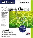 Biologie & Chemie, Klasse 5-10, 1 CD-ROMDer Coach für Super-Noten. Abgestimmt auf die Lehrpläne der Bundesländer. Für Windows 95/98/ME/XP