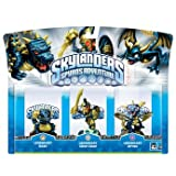 Cheapest Skylanders Spyro's Adventure Legendary 3-Pack Limited Edition Bash, Chop Chop & Spyro on PlayStation 3