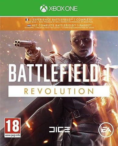 BF 1 XB-One Revolution Edition AT Battlefield 1