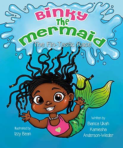 Binky the Mermaid: The Fin-tastic Race (English Edition)