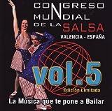 Congreso Mundial De La Salsa /Vol.5