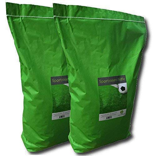 prato per sport attivo 20 kg semi erba da prato seme prato sport famiglia rush semi di erba siepe