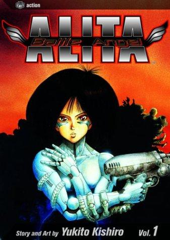 Battle Angel Alita, Vol. 1 Test