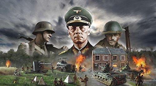 Italeri 6118 WWII Battle Set: Battle of Arras 1940 Rommel's Offensive