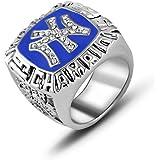 Champion Ring Fan High-End Collection Ring Fans Anillo de Decoración de Regalo, XIYUN, 12