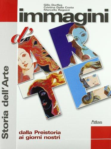 Immagini d'arte. Storia dell'arte. Con 36 schede di analisi dell'opera. Volume unico. Per la Scuola media. Con espansione online