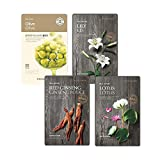 #4: The Face Shop Combination Skin Masksheet Combo