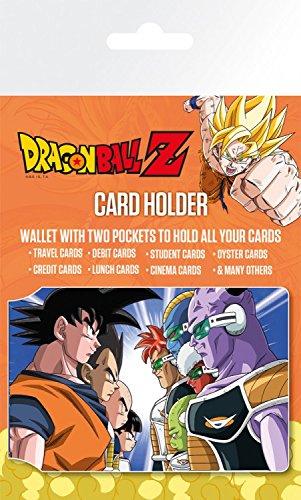 Dragonball Z - Face Off Tarjeteros para Tarjetas De Crédito (10 x 7cm)