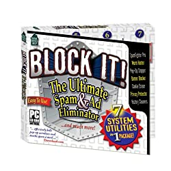 Block It The Ultimate Spam and Ad Eliminator (Jewel Case)