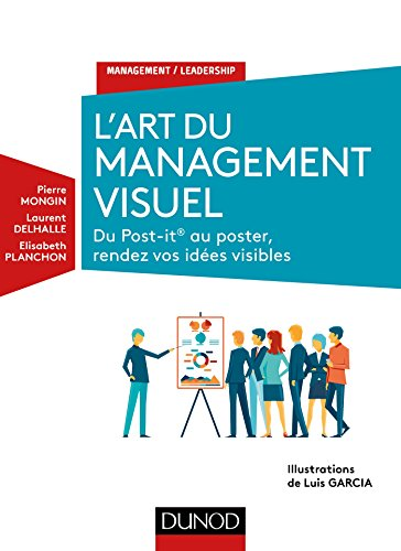 L'Art du management visuel - Du Post-it  au poster, rendez vos idées visibles