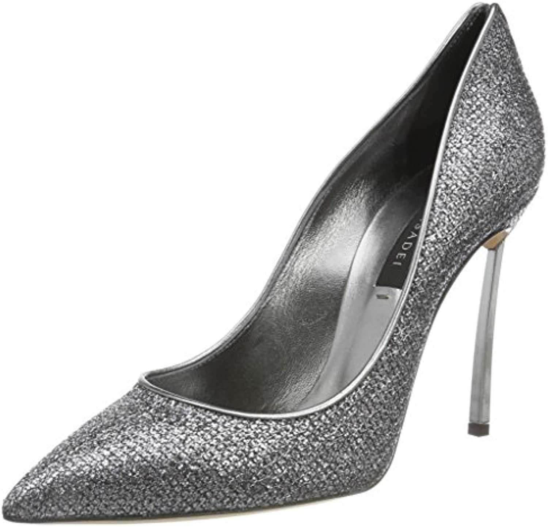 Casadei 1f101, Zapatos de Tacón con Punta Cerrada para Mujer -