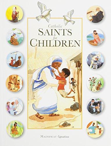 Catholic Saints for Children Cover Image