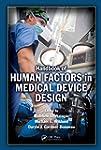 Handbook of Human Factors in Medical...