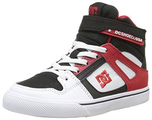 DC APPAREL Jungen Spartan Ev Sneaker Multicolore (Wbd)
