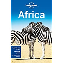 Lonely Planet Africa (Country Regional Guides)