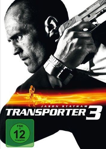 Bild von Transporter 3 (inkl. Wendecover)