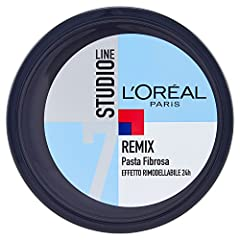 Idea Regalo - L'Oréal Paris Studio Line Remix Pasta Fibrosa, 150 ml