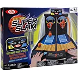 Ideal Electronic Super Slam Basketball Tabletop Spiel
