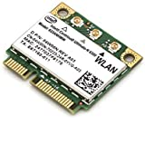 Intel WiFi Link Centrino Ultimate-N 63006300AGN 802.11N Mini Card 633Anhmw Demi Taille 450Mbps