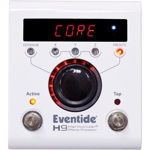 EVENTIDE H9 CORE · PEDAL GUITARRA ELECTRICA