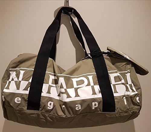 6f46e218fd Napapijri Bags Sac de Sport Grand Format, 60 cm, 48 liters, Vert (