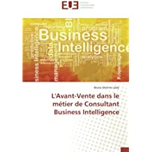 L'Avant-Vente dans le métier de Consultant Business Intelligence