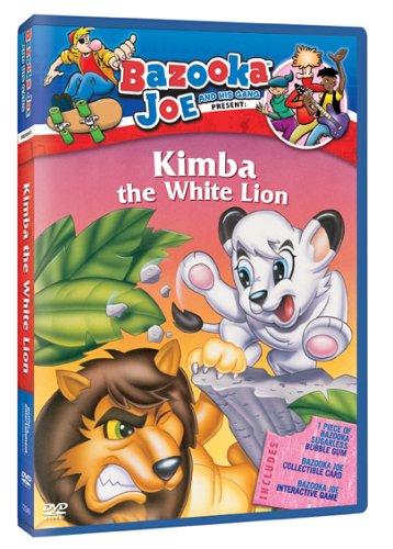 Bazooka Joe & His Gang: Kimba the White Lion [DVD] [Import] -