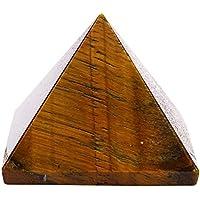 Tiger-Augen-Stein-Pyramide-Energie-Generator Reiki Feng Shui Heilung Spirituelle preisvergleich bei billige-tabletten.eu